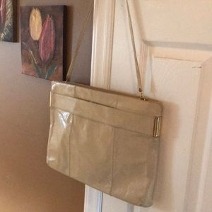 Vintage Rodo bag/ small ladies briefcase
